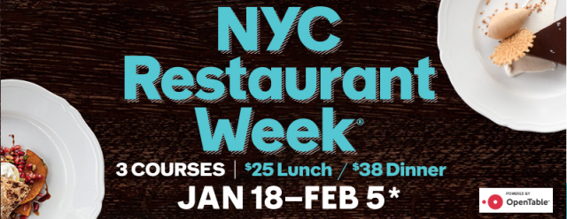 NYC restauratn winter 2016