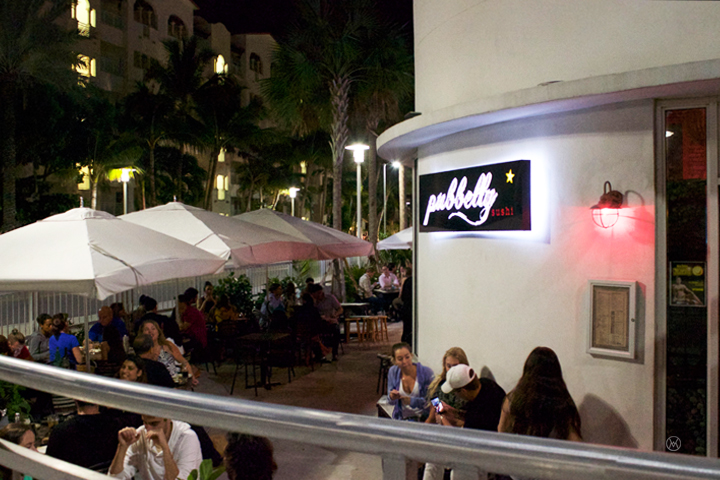 It Was Early Sunday Evening When Uber Took Us To The West Miami Beach Restaurant Is A Quiet Residential Area With Number Of Trendy Boutiques And